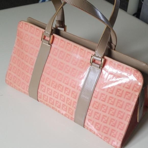 Fendi Handbags - ❤SALE ONLY NOW Authentic Rare Vintage Fendi